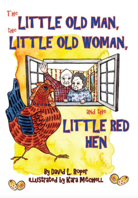 Cover - Little Red Hen...png